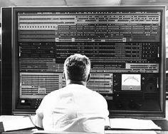 IBM Stretch Computer.