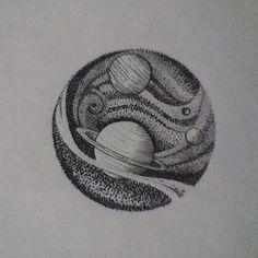 provocative-planet-pics-please.tumblr.com planetas #planets #space #galaxy…