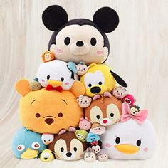 kawaii Disney | 10 Responses to Guest Post: Most Wanted – Disney Tsum Tsum Plush