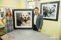 Need help framing your photo and don't want to spend the money to get it professionally done? Mark Steines has some great tips and examples to show you how to make it look great! For more tips tune into Home & Family weekdays 10/9c on Hallmark Channel!