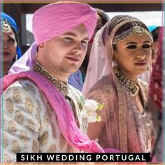 Have your Sikh Interfaith Wedding in Europe.