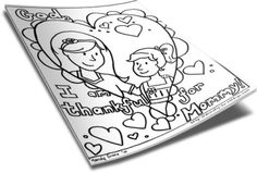 This FREE Mother's Day Coloring Page is perfect to use in Children's Ministry, Children's Church, or Sunday School. Free Bible Coloring Pages, Mothers Day Coloring Pages, School Coloring Pages, Kids Church Lessons, Lessons For Kids, Children Church, Childrens Ministry Deals, Kids Ministry, Ministry Ideas