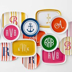Share Tweet Pin Mail Need a hostess present for a Summer weekend?  How about one of these great looking melamine trays or plates? They ...