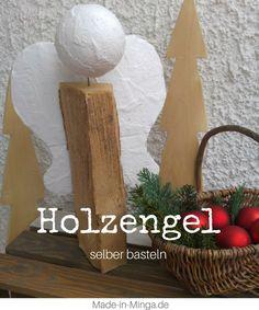 rustikale deko zu weihnachten der engel aus dem holzscheit basteln pinterest weihnachten. Black Bedroom Furniture Sets. Home Design Ideas