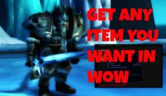 How to Get Frostmourne or Ashbringer on WoW Live Server