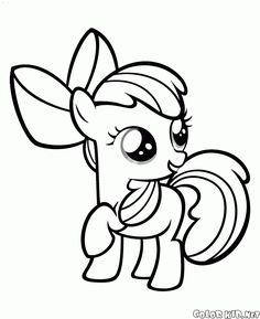 pony ausmalbilder zum ausdrucken - ausmalbilder für kinder | einhorn | ausmalbilder, malvorlagen