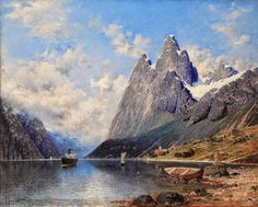 romantic period paintings