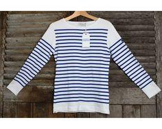 Woman Sailor Shirt - Marinière Femme - Quimper - Made in France - Armor Lux
