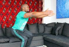 Håll dig i form i karantänen! Biceps, Gym, Training, Gymnastics Room