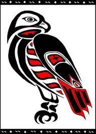 tailed hawk more tattoo ideas hawks logo american art native american . Haida Kunst, Inuit Kunst, Arte Haida, Haida Art, Inuit Art, Native American Animals, Native American Symbols, Native American Design, American Indian Art