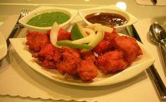 CRVE worthy - Chicken Pakora @ Favorite Indian Restaurant, SF