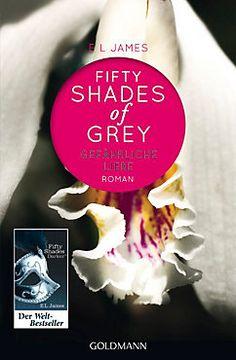 Shades of Grey Trilogie Band 2: Gefährliche Liebe Buch portofrei