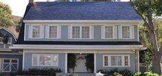 Here you see Tesla's textured glass option solar roof tiles.
