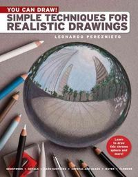 You Can Draw!: Simple Techniques for Realistic Drawings (Paperback) | Overstock.com Shopping - The Best Deals on Technique