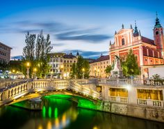 Ljubljana, Snia Being a complete romantic city full of inspiring stories and picturesque views, Ljubljana is a perfect romantic getaway. It is the only city in. Austria, Visit Slovenia, World News Video, The Great Migration, Visit Croatia, Top Destinations, Central Europe, Romantic Getaway, Best Cities