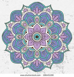 Mandala Stock Photos, Images, & Pictures | Shutterstock