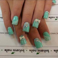 Botanic nails I'm in love ♥