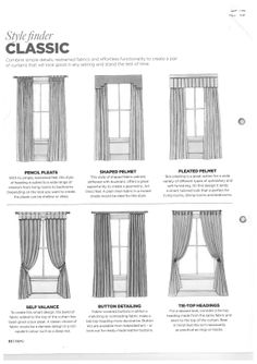 Curtains blinds on pinterest curtains roman shades for Window design sketch