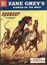Great Dell comic cover- 1955
