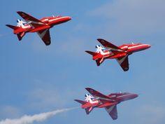 The RAF Aerobatic Display Team, The Red Arrows 2014 50th Display Season