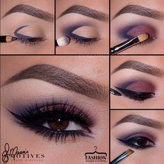 Уроки макияжа 5