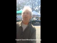 """Quality of life, not quantity!""  Jack Lindblad supports to preserve Wed..."