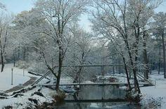 Cahaba River Bridge Trussville,  Alabama
