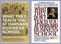 These two books contain the sum total of all human knowledge.