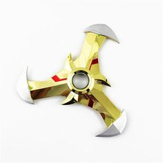 Only US$7.49, buy best EDC Fidget Hand Spinner Gadget Tri-Spinner Finger Focus Reduce Stress Gadget Rotate Darts  sale online store at wholesale price.US/EU warehouse.