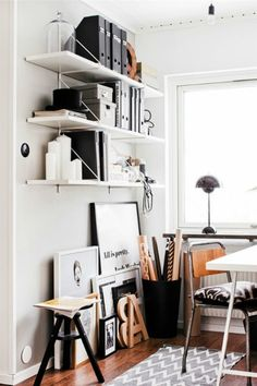 Fresh and Clean: 30 Scandinavian-Inspired Rooms   Brit + Co