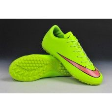 Nike Mercurial Victory V Tf Fluorescein Yellow Cheap Football Shoes Football Shoes Cheap Football Shoes Nike Football