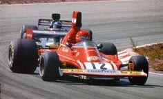 La B3 del 1973 a me piaceva e in particolare questa versione per il GP di Francia. Poi i risultati sono un altra cosa.