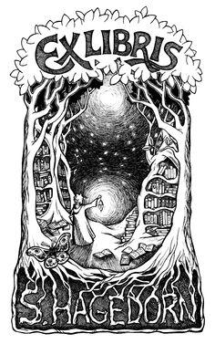 Image from http://melanieamaral.com/wp-content/uploads/2014/08/hagedorn-ex-libris-04.jpg.