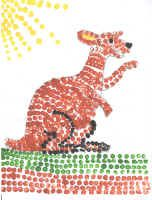 Tons of stuff for learning about Australia, Art,recipes,printables etc..I've done the dot art idea in my classroom