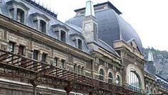 Patrimonio Industrial Arquitectónico: Sugerencias fin de semana. Visitas guiadas a Canfranc y Estación.