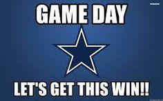 dallas cowboy game day meme