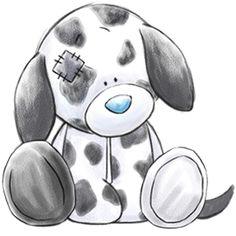 Carte Blanche - My Blue Nose Friends - Splodge