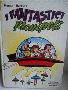 I fantastici Pronipoti Hanna Barbera