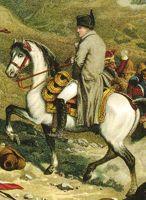 Bataille de Somosierra (guerre d'Espagne) menée par Napoleon
