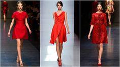 Красное платье. С чем носить❤  Легкое красное платье для коктейля🍸  Лучшего платья для корпоратива или вечеринки вам не найти. Выбирайте платье длиной немного выше колена. Зато фасон и форма могут быть любыми. Главное – подчеркнуть в своей фигуре то, что все оценят по достоинству, будь то стройные бедра или пышная грудь. Раз уж платье надевается для веселого времяпрепровождения, то и дополнять его следует такими же легкими и незамысловатыми аксессуарами. Так вы полностью окунетесь в игривую…