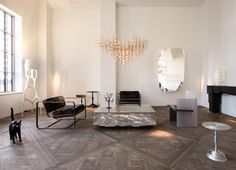 <p>The Carpenters Workshop Gallery in New York just opened their latest 'Art Light' installation until 4 March 2017. After its great success in Paris in 2016 and celebrating the gallery's 10 year anni
