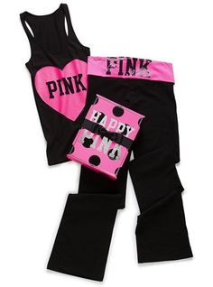 Victoria's Secret Pink! Can't wait for these to come back for the holidays!