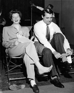 Dynamic Duos in Classic Film: Katharine Hepburn and Cary Grant