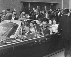 JFK, 11/21/63