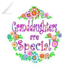 Love Quotes for Granddaughters | Granddaughter Wall Decals | Granddaughter Wall Stickers