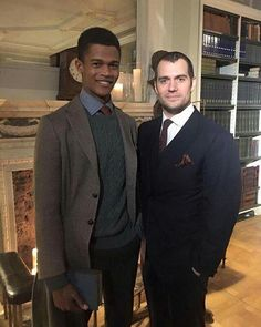 Henry Cavill at the Dunhill Autumn Winter 2016 Collection Presentation  Henry…