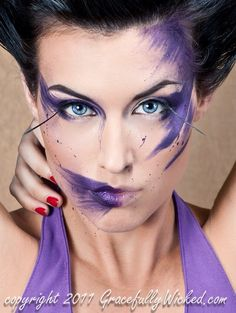 Artistic, Editorial and Avant Garde Makeup