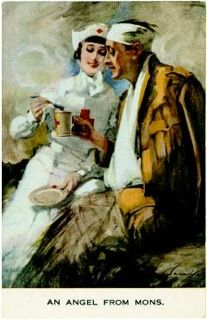 Vintage nurse postcards!   Scrubs – The Leading Lifestyle Nursing Magazine Featuring Inspirational and Informational Nursing Articles