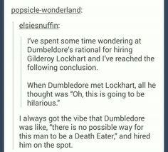 Gilderoy Lockhart Harry Potter Jokes, Harry Potter Fandom, Harry Potter World, Harry Potter Head Canon, Harry Potter Theories, Headcanon Harry Potter, Potter Facts, It's My Life, Hogwarts