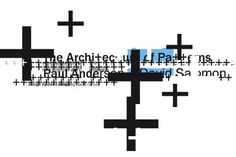 david carson design - the architecture of patterns David Carson Design, Typography Design, The Book, Graphic Design, Words, Postmodernism, Patterns, Architecture, Book Covers